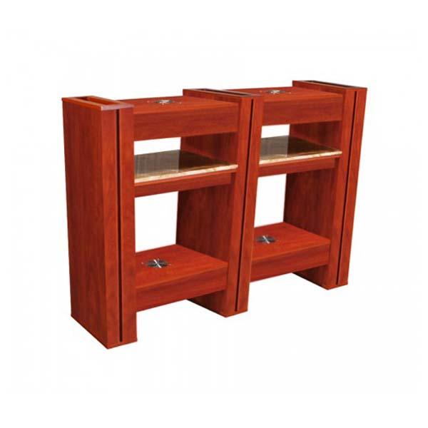 Alego Nail Dryer Station 4 » NailDepot.us Salon Spa Nail Furniture ...