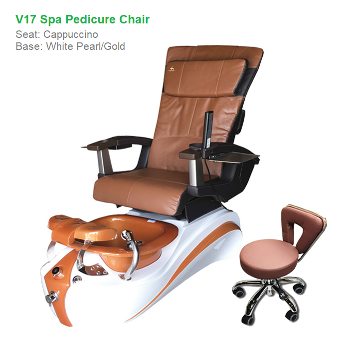 V17 ...  sc 1 st  NailDepot.us & V17 Spa Pedicure Chair with Magnetic Jet u2013 Human Touch Massage ...