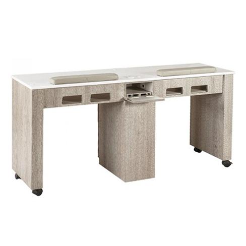 XO Double Nail Table 63  000
