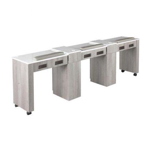 XO Triple Nail Table 96\