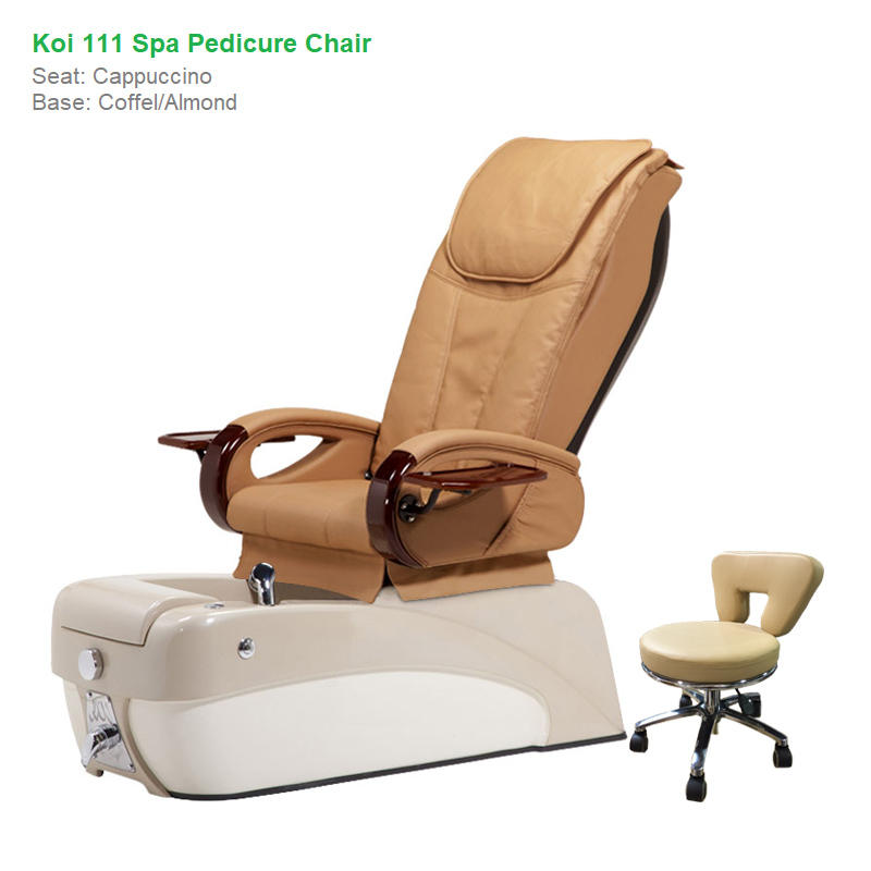 Koi 111 Spa Pedicure Chair with Magnetic Jet » NailDepot.us Salon ...